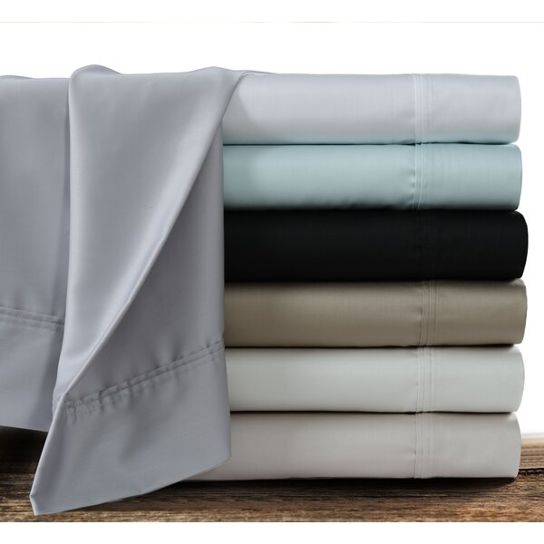 Myrtledale 360 Thread Count 100% Cotton Sheet Set by Alcott Hill